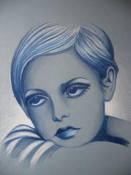 - Pretty Blue -