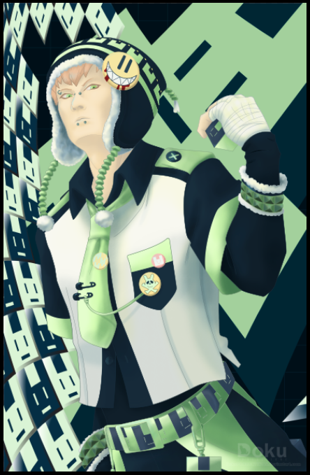 Dramatical Murder: Noiz Poster by DokuPRODUCTIONS