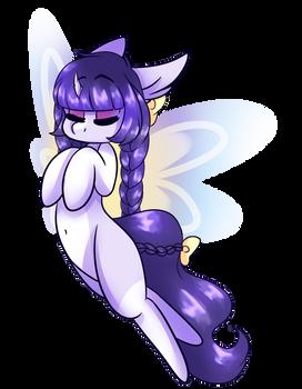 Fluttering ~ { Commission }