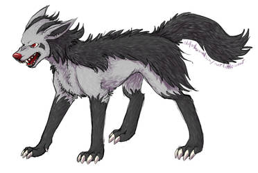 Mightyena used Roar by OldFashionedSin