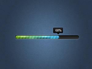Sleek Progress Bar