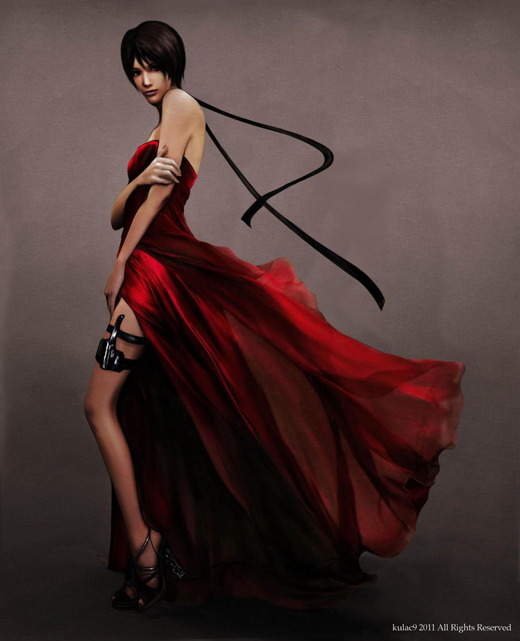 Ada Wong - Resident Evil 4 by Kunoichi1111