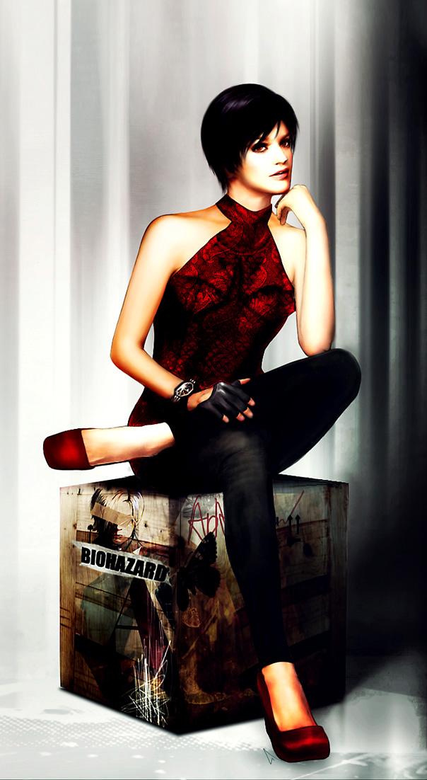 Ada Wong - Resident Evil 2 (BIOHAZARD 2)A by Kunoichi1111