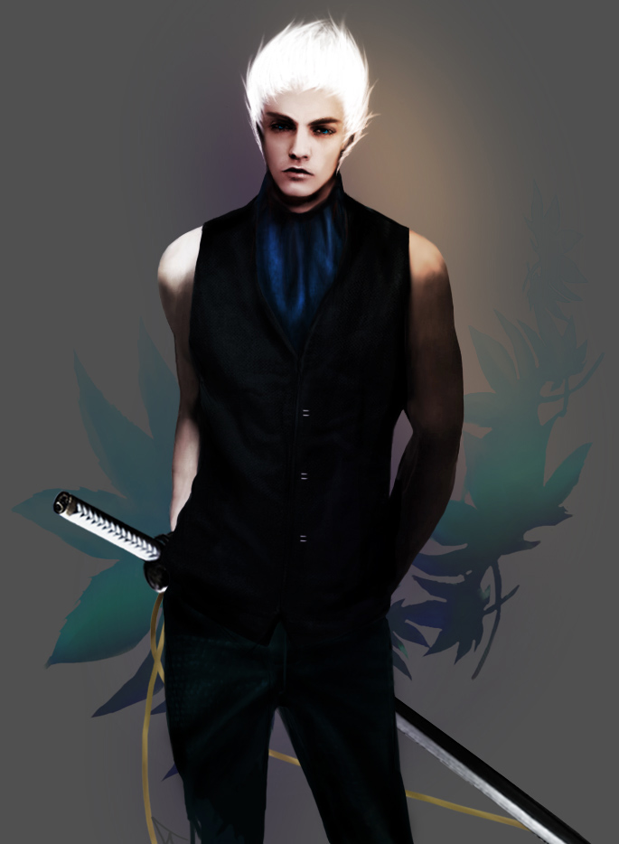 Vergil DMC3 by Kunoichi1111