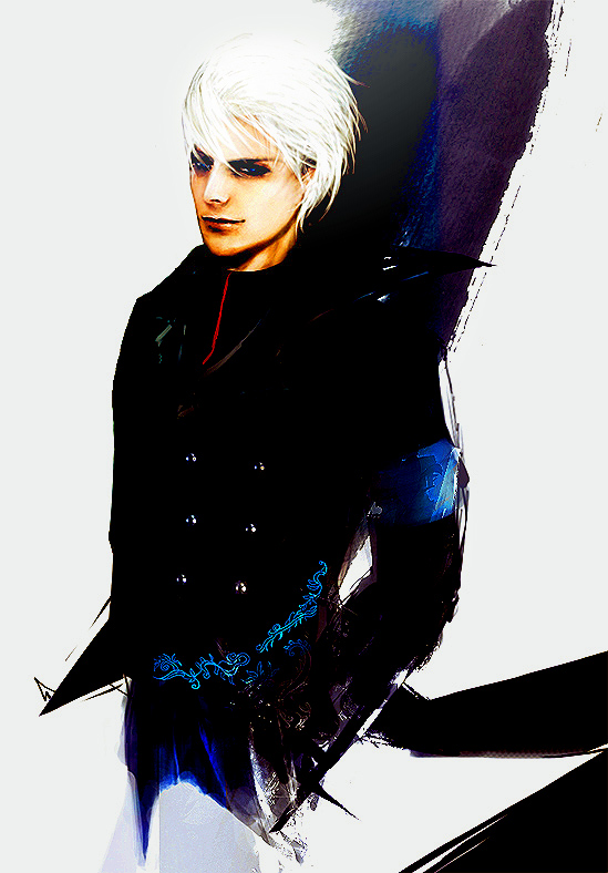 DmC Vergil by Kunoichi1111