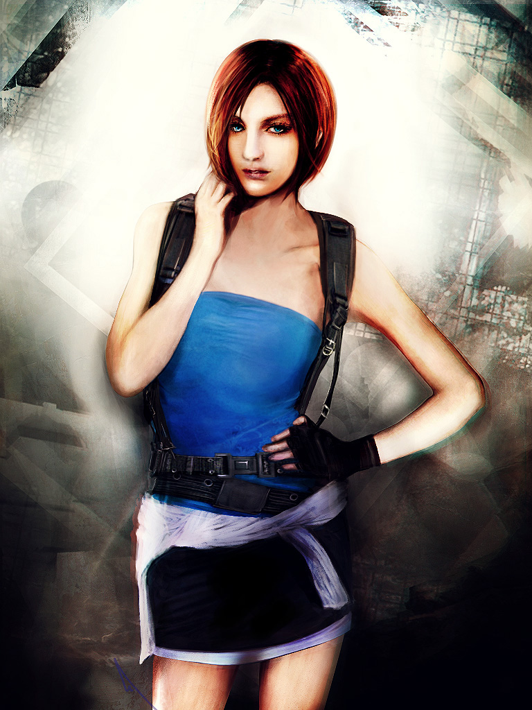 Jill Valentine - Resident Evil 3 costume by Kunoichi1111