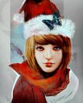 Merry Christmas_Max Caulfield