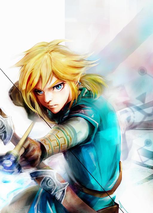 Link The Legend Of Zelda Breath Of The Wild By Momokulala