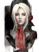 The Doll_Bloodborne by SiriCC