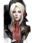 The Doll_Bloodborne