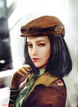 Piper Wright_Fallout 4