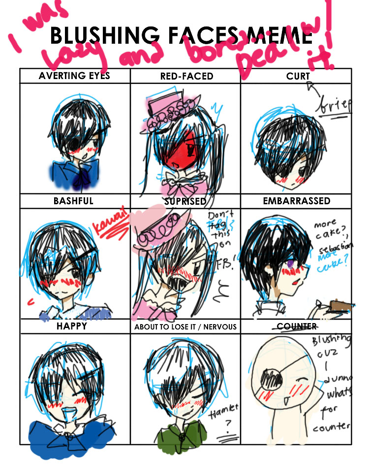 Blushing Face Meme Hetalia 67873 Softblog