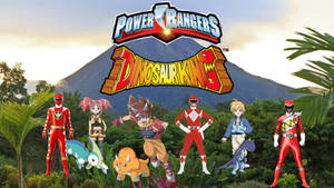 Power Rangers Dinosaur King