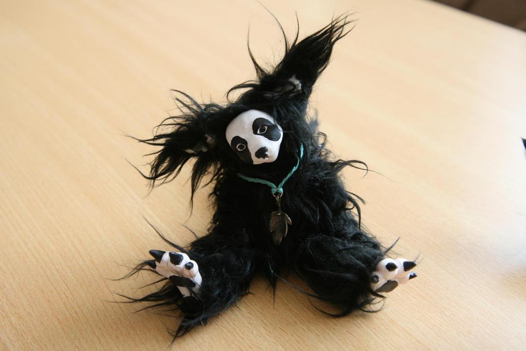 Nightmare Panda II by ShirleysStudio