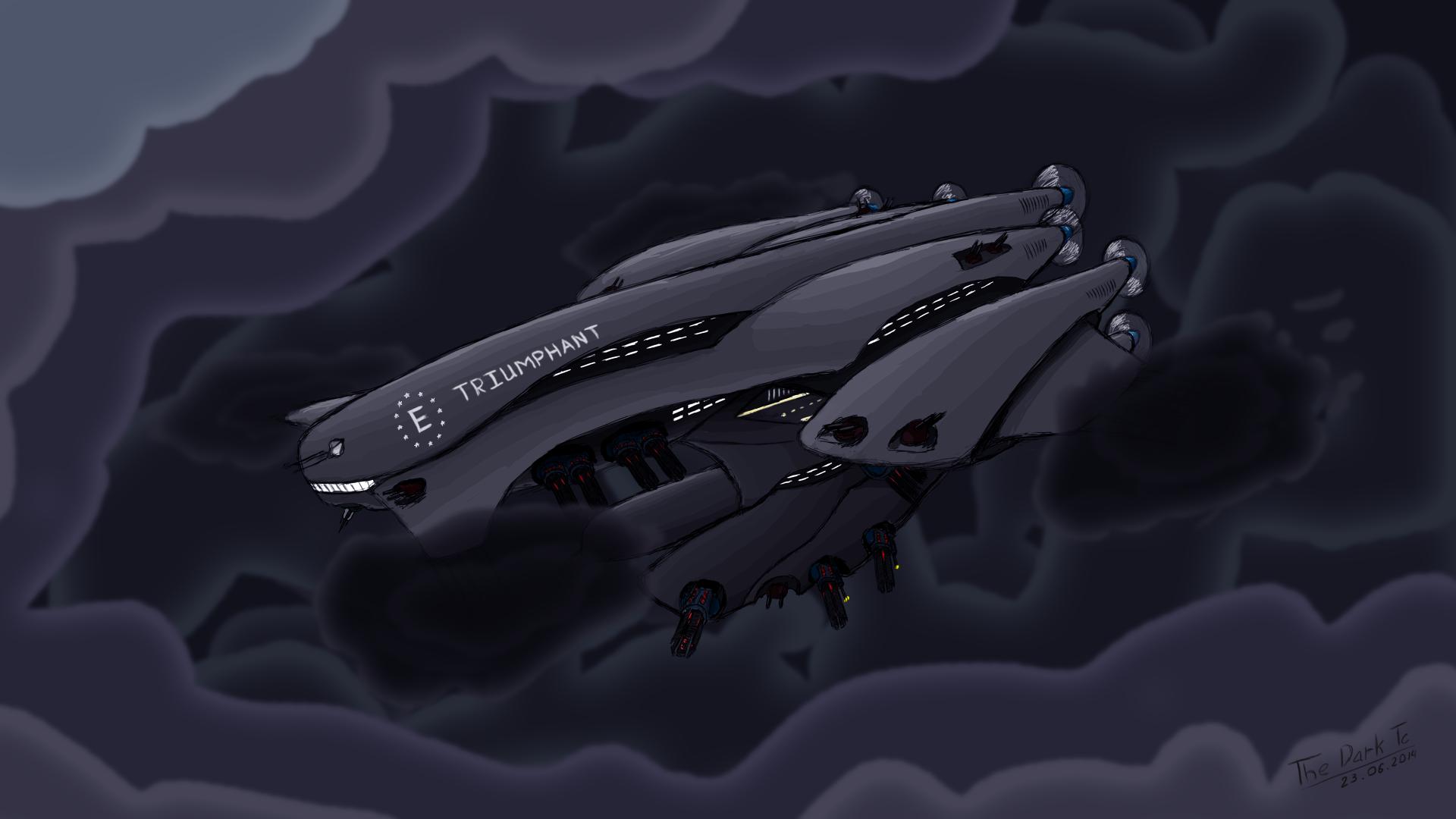 Thunderhead by The-Dark-Tc