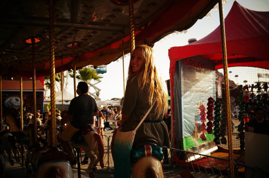 Merry Go Round by BlueTheWolf111