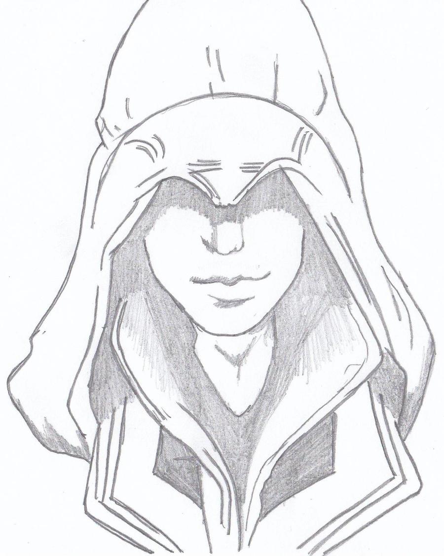 Ezio Auditore_Assassin Creed by Lasconi on DeviantArt