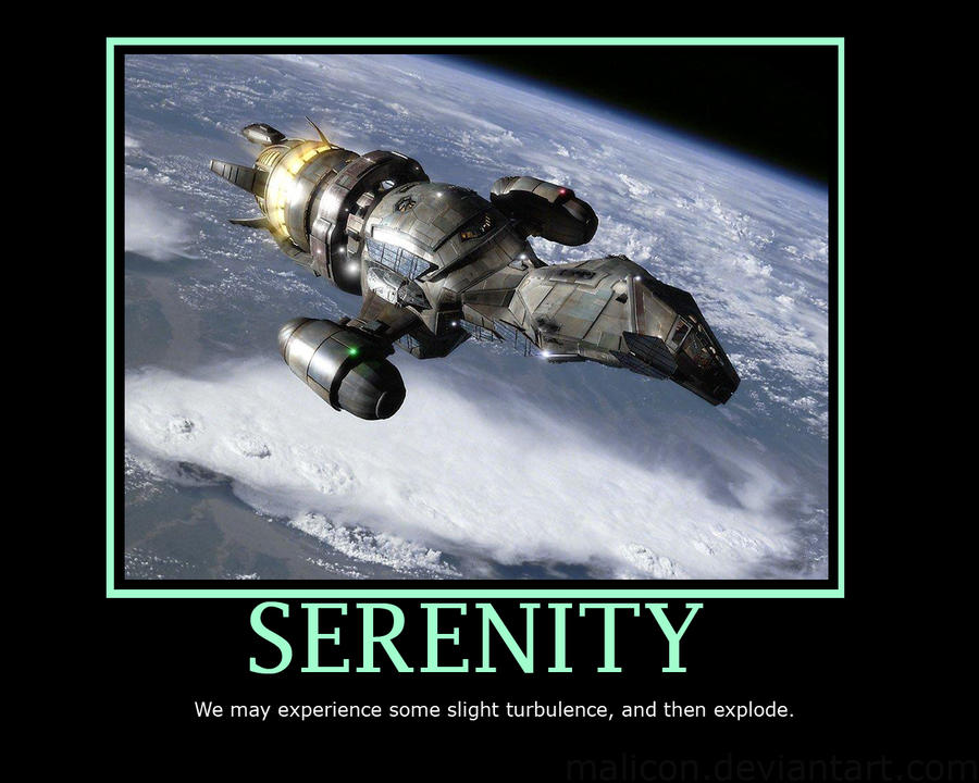 Serenity by malicon