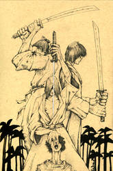samurai code by nicktheartisticfreak