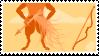 Stamps for TZC. Sagittarius. by ROZON