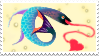 Stamps for TZC. Pisces. by ROZON