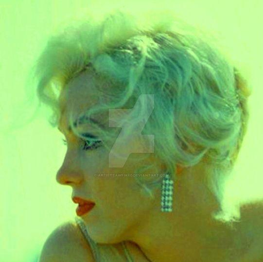 Marilyn ! 134 by artisttawfik60
