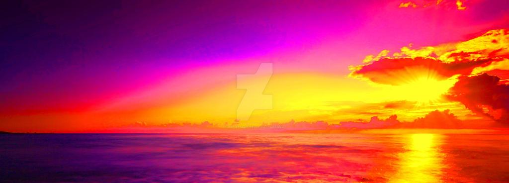 The sun fire by artisttawfik60