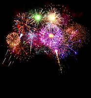Fireworks by kokoShadow
