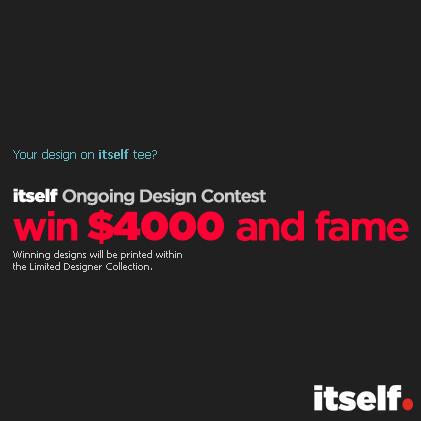 itself Design Contest