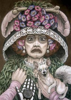 'Catrina', The Day She Die