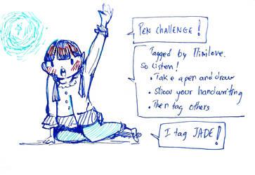 Pen sketch challenge