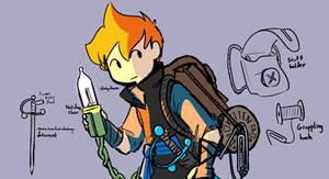 Kip's equipment, or ekipment if you will