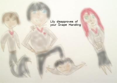 Snape Handling by mortenavida