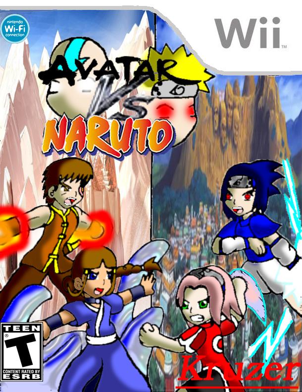 Avatar Vs. Naruto The Game by Kruzer on DeviantArt  Avatar Vs. Naru...