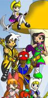 Cartoon Network Universe... the RPG by KCruzer
