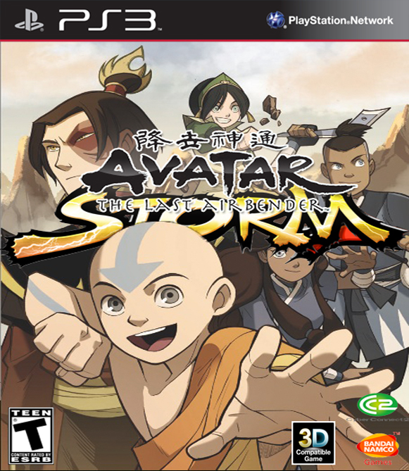 Dream Game: Avatar Fighting Game PS3 Version by KCruzer on