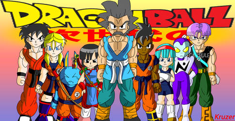 Dragon Ball: The Next Generation