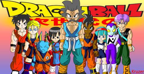 Dragon Ball: The Next Generation
