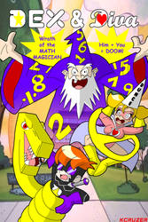 Dex and Diva Vs. The Math Magician