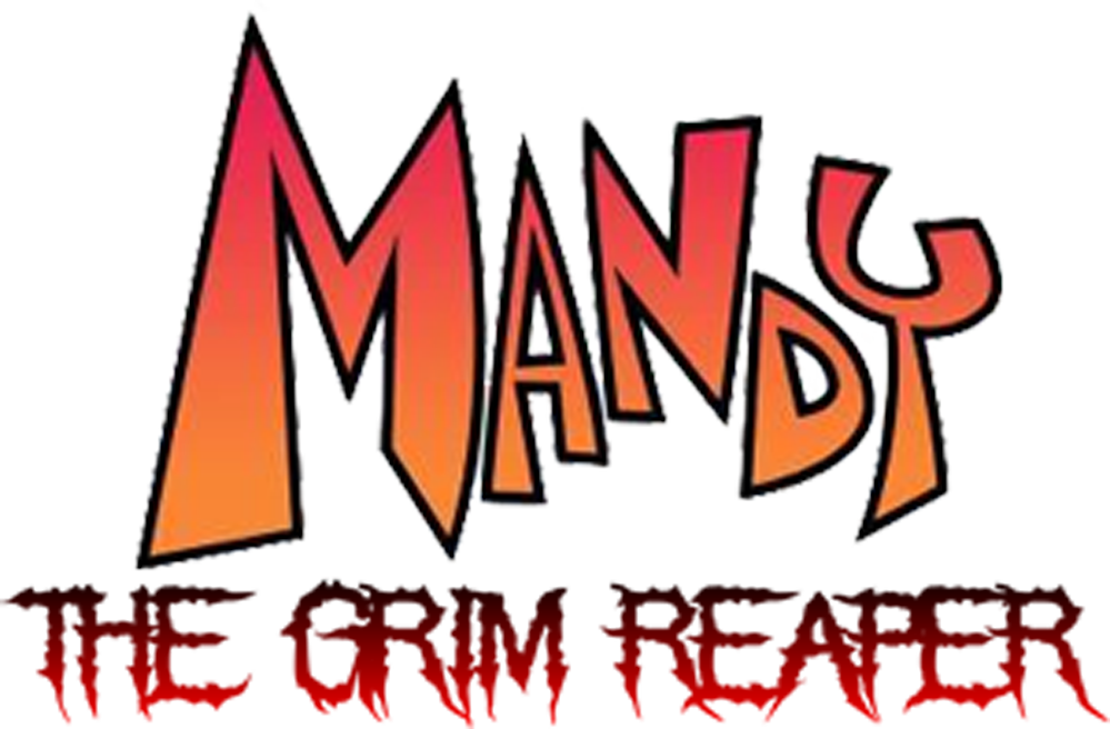 Mandy The Grim Reaper Logo by KCruzer