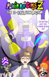 PPGZ Comic 2 Bunny, the 4th PowerPuff Girl Z
