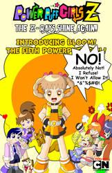 PPGZ Comic 3 Bloom, The 5th PowerPuff Girl Z