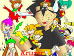 Ash Ketchum ... Ladies man ?