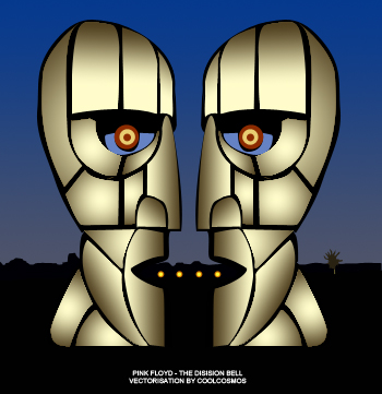 Pink Floyd The Division Bell By Coolcosmos On Deviantart