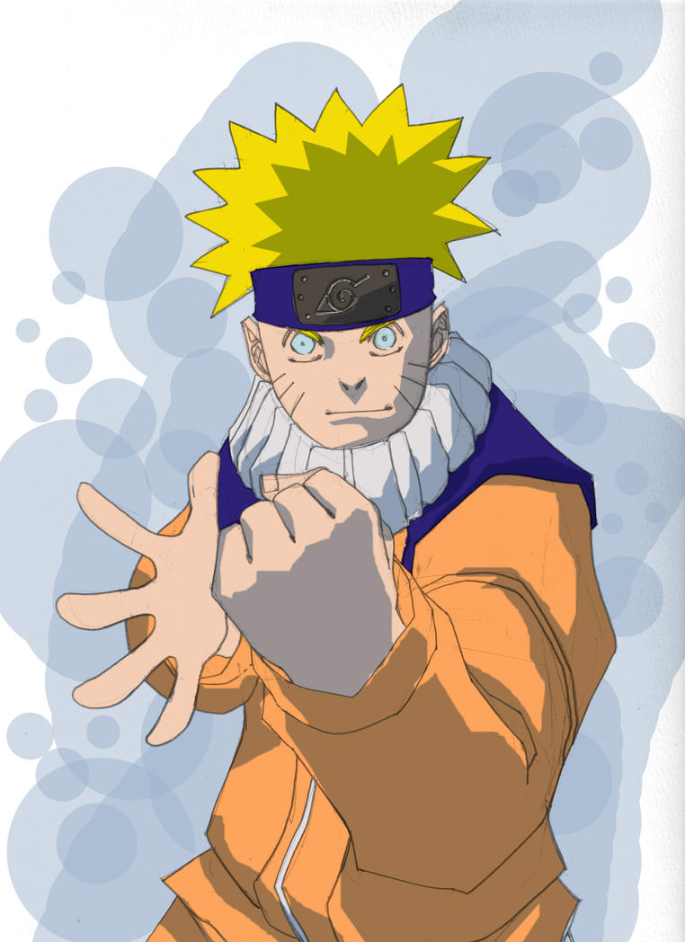 Naruto by profesone