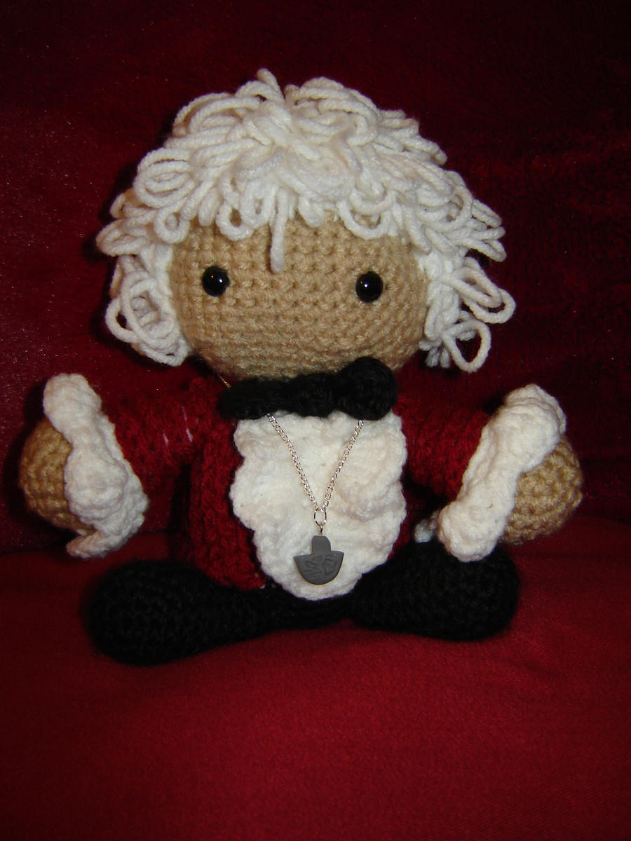 Doctor Who - 3rd Doctor by Ginger-PolitiCat