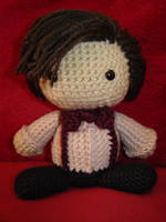 Doctor Who - 11th Doctor by Ginger-PolitiCat