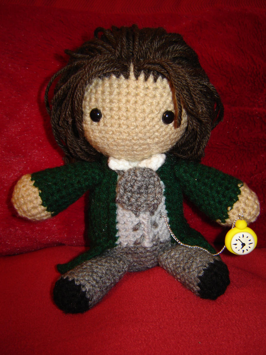 Doctor Who - 8th Doctor by Ginger-PolitiCat