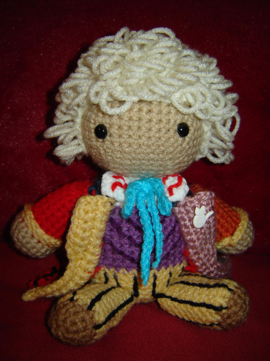 Doctor Who - 6th Doctor by Ginger-PolitiCat
