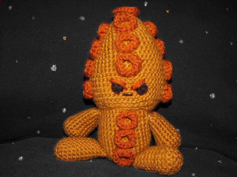 DW Alien - Zygon by Ginger-PolitiCat